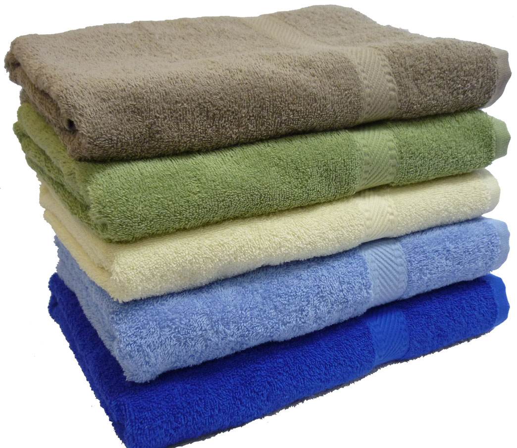 Incredibly Cheap, Indulgence 450gsm Bath Towel In Royal Blue